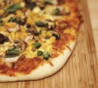 Peter Reinhart's Best Pizza Dough Ever heimabökuð pizza