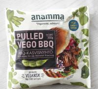 Anamma vegan pulled pork taco með ananas salsa