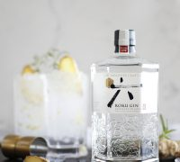 Roku engifer gin
