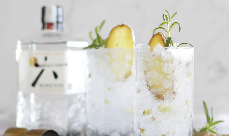 Roku engifer gin