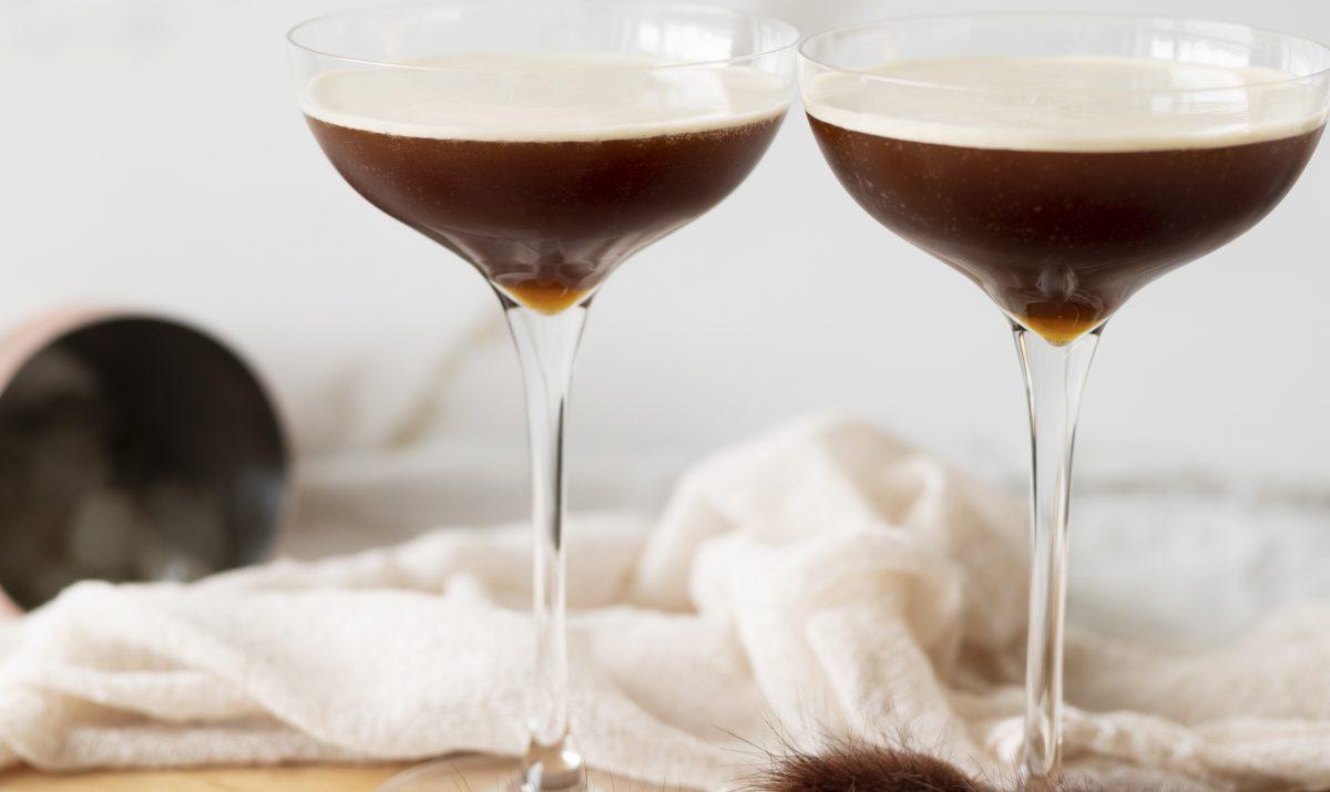 Ristretto Martini kokteill