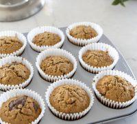 Múslí muffins