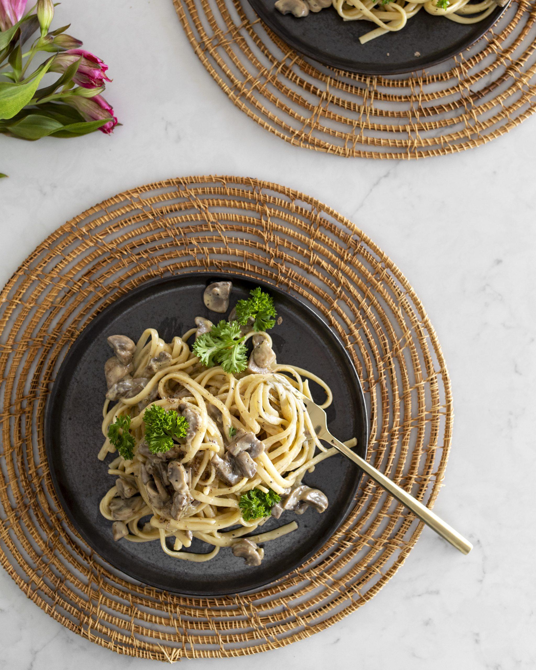 Trufflu pasta